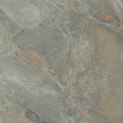 Ikema 18 x 18 Porcelain Field Tile in Graphite