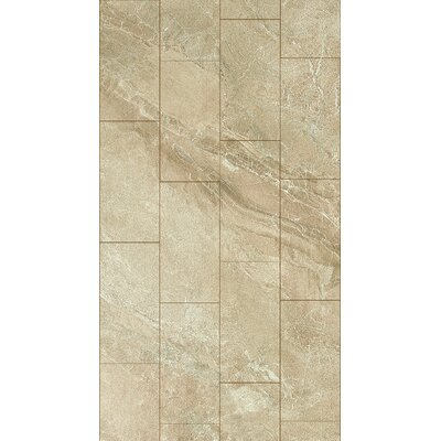 Ikema 12 x 24 Porcelain Field Tile in Sand