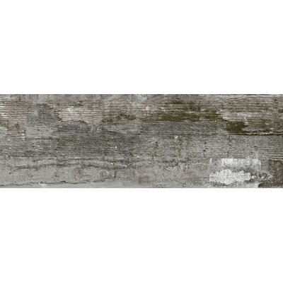 Amara 8 x 24 Porcelain Field Tile in Wind