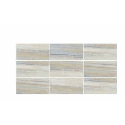 San Marino 3 x 6 Marble Subway Tile in Beige