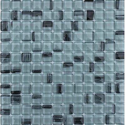 Los Osos 1 x 1 Glass Mosaic Tile