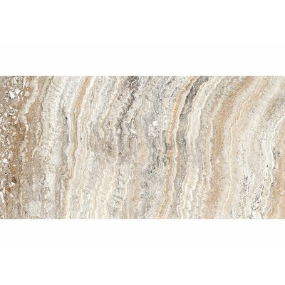 Laguna 12 x 24 Travertine Field Tile in Beige