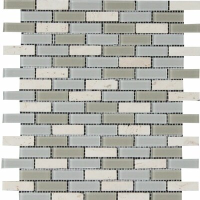Sonoma 0.625 x 2 Glass Mosaic Tile