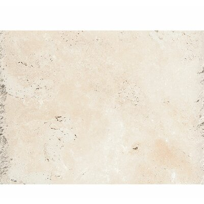 Classic 16 x 24 Travertine Field Tile in Beige