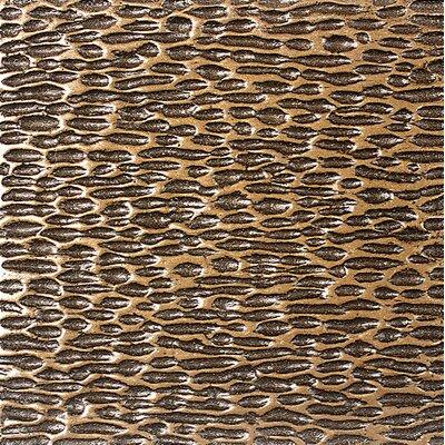 4 x 4 Treviso Deco Accent Tile in Bronze