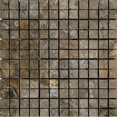 Bosphorus Marble 1 x 1 Stone Mosaic Tile Polished