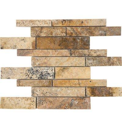 Scabos Atrium Random Sized Stone Mosaic Tile