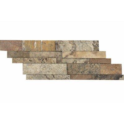 Scabos Ledger Random Sized Stone Mosaic Tile