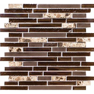 Jack Blend Ledger Random Sized Mosaic Tile
