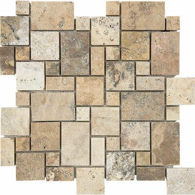 Philadelphia Mini Versailles Random Sized Stone Mosaic Tile