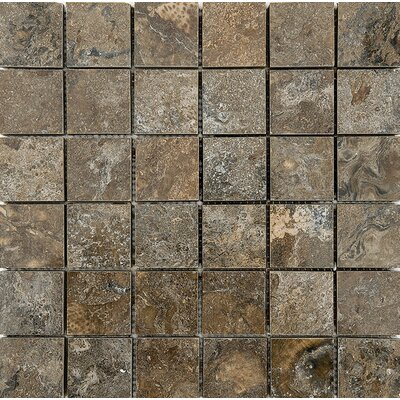 Bosphorus Marble 2 x 2 Stone Mosaic Tile Polished