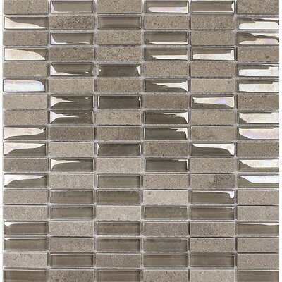 San Francisco Stacked 0.625 x 2 Glass Mosaic Tile