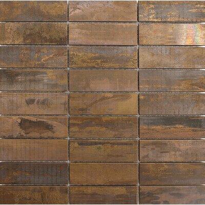 Sacremento Stacked 1.25 x 4 Mosaic Tile