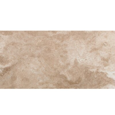 Philadelphia 12 x 24 Travertine Field Tile in Beige