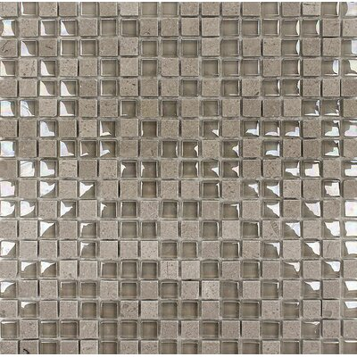 San Francisco 0.625 x 0.625 Glass Mosaic Tile