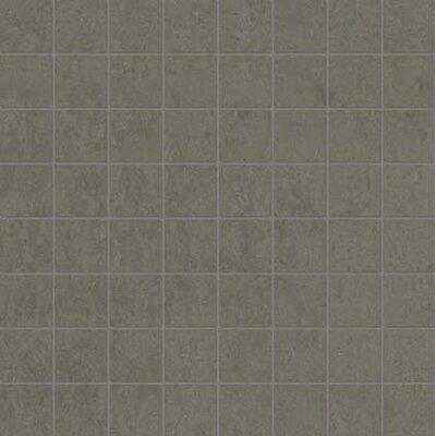 1.5 x 1.5 Porcelain Mosaic Tile in Matte Cedar