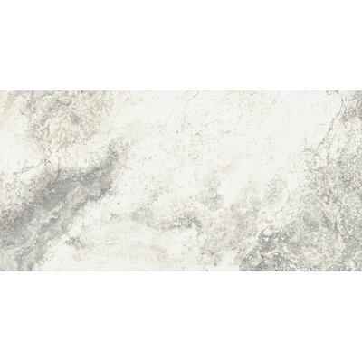 Baroque 12 x 24 Porcelain Field Tile in Vanilla
