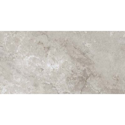 Montana 12 x 24 Porcelain Field Tile in Ivory