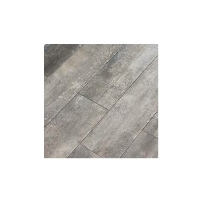 Farmstead 6 x 24 Porcelain Wood Look Tile in Coffee
