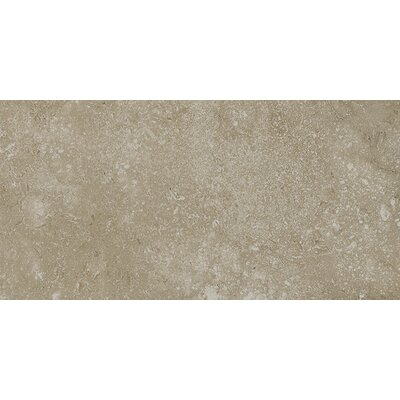 Kent 12 W x 24 Porcelain Field Tile in Pale Beige
