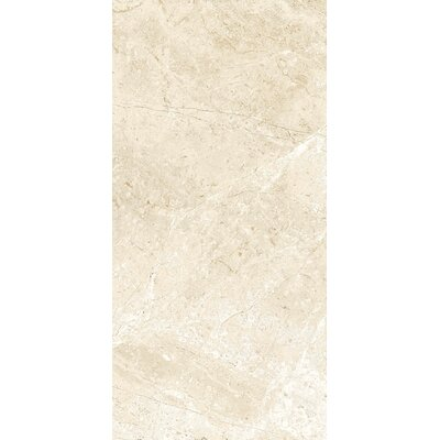Peyton 12 W x 24  Porcelain Field Tile in Off-White
