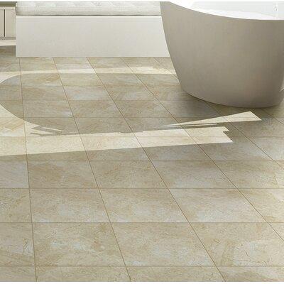 Peyton 12 W x 12  Porcelain Field Tile in Off-White