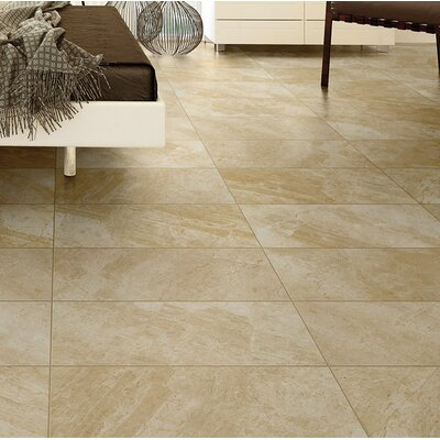 Peyton 18 W x 18 Porcelain Field Tile in Beige