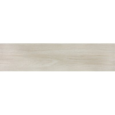 Vanderbilt 6 x 24 Porcelain Wood Look Tile in Sand