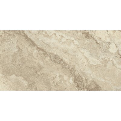 Montana 12 x 24 Porcelain Field Tile in Tan