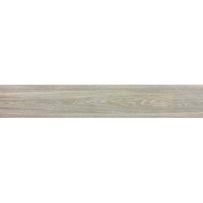 Vanderbilt 6 x 36 Porcelain Wood Look Tile in Anchor