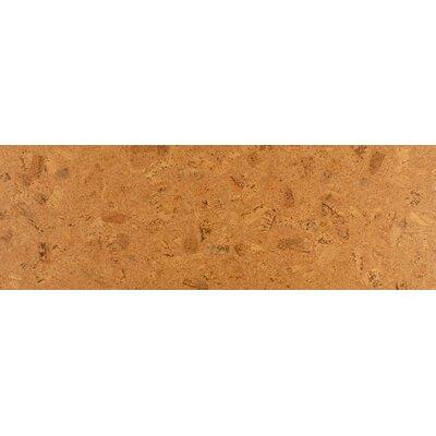 12 Tiles Wine Cork Flooring in Natural