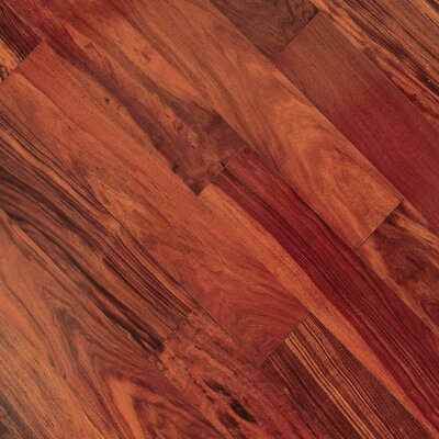 Imperial 4-3/4 Engineered Patagonian Rosewood Hardwood Flooring in Ruby