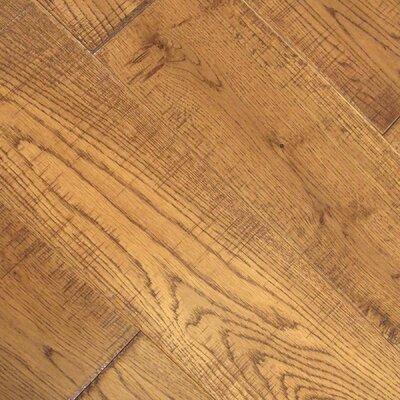 Antebellum 6 Engineered Oak Hardwood Flooring in Clementine