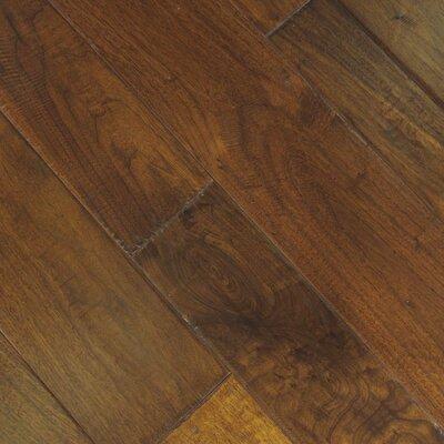 Hudson Bay Random Width Engineered Walnut Hardwood Flooring in Manitoba