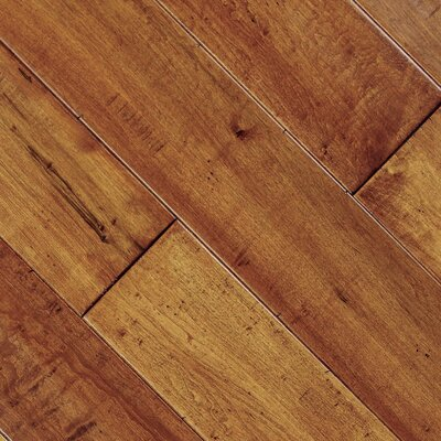 Smokehouse 4-3/4 Solid Maple Hardwood Flooring in Chicago