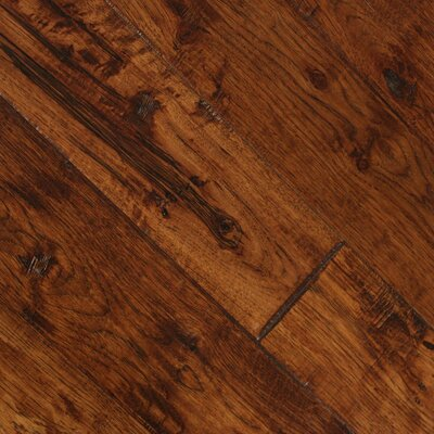 Smokehouse 4.87 Solid Hickory Hardwood Flooring in El Paso