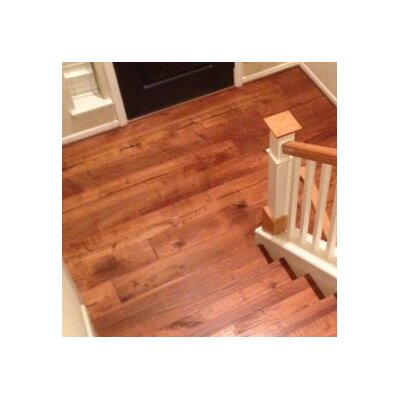 Farmhouse 7-1/2 Engineered Maple Hardwood Flooring in Prarie