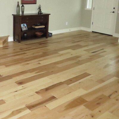 Hudson Bay Random Width Engineered Hickory Hardwood Flooring in Saskatoon