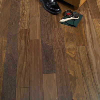 5 Solid Sucupira Hardwood Flooring in Chestnut