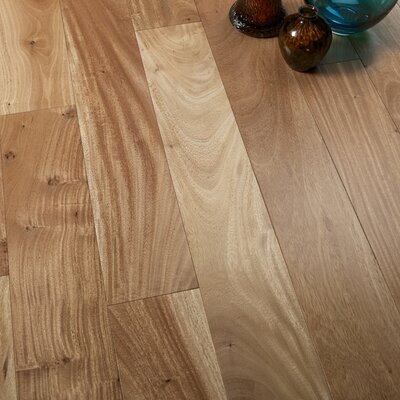 5 Solid Ybyaro Hardwood Flooring in Natural
