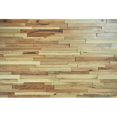 "Albero Valley Lodge 10"" Natural Wood Wall Paneling in Dorset"