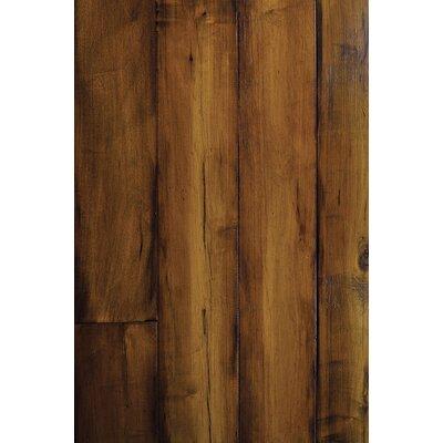 Vineyard 7.5 Engineered Maple Hardwood Flooring in Albarossa