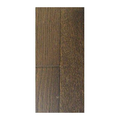 6.5 Engineered Sherwood Hardwood Flooring in Medium Brown