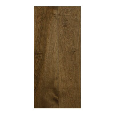 4.75 Solid Century Hardwood Flooring in Walnut