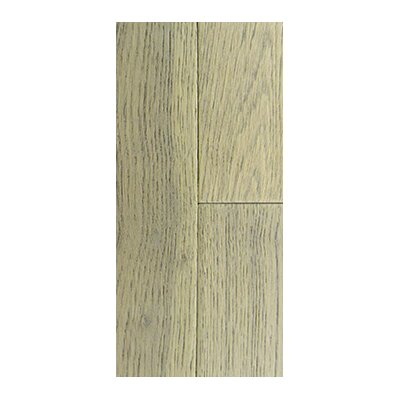 6.5 Engineered Lorain Hardwood Flooring in Light Gray