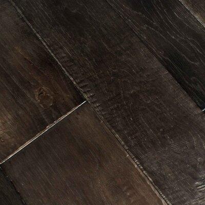 Hudson Bay Random Width Engineered Hickory Hardwood Flooring in Quebec