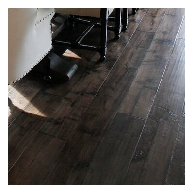 Farmhouse 7-1/2 Engineered Maple Hardwood Flooring in Tobacco
