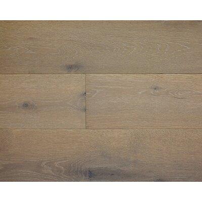 American Traditions 7 Engineered White Oak Hardwood Flooring in Coastal Storm