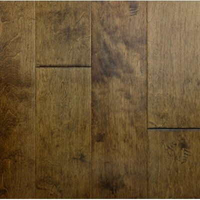 Modern Home 5 Engineered Birch Hardwood Flooring in Earthen