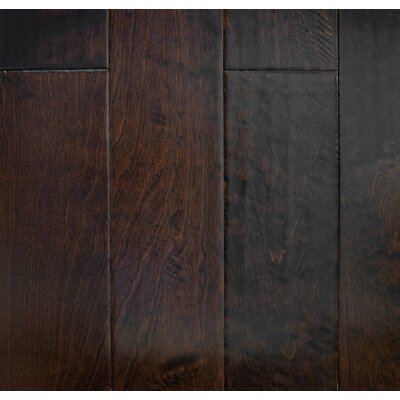 Modern Home 5 Engineered Birch Hardwood Flooring in French Toast
